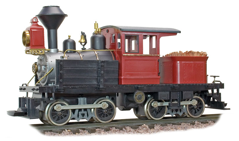 Logging Engine 440 - Big John Undecorated - Red