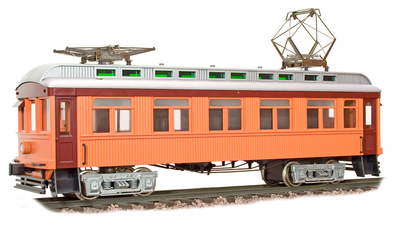 Interurban - Orange