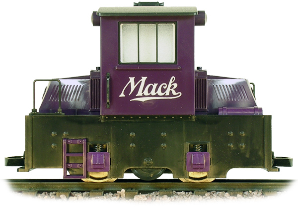 Switch Engine Mighty Mack - Purple